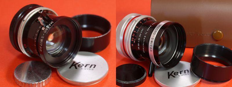 Kern-paillard_macro-switar_black_and_silver