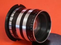 Dallmeyer Ultrac Anastigmat 25mm F0.98